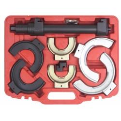 Ściągacz do sprężyn amortyzatorów 6 łap