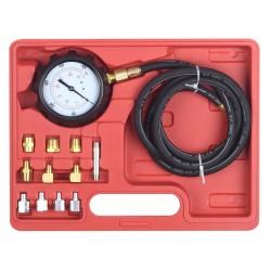 Miernik ciśnienia oleju z końcówkami