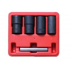 Nasadki do omkniętych śrub 1/2 17mm, 19mm, 21mm, 22mm