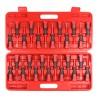 Zestaw do wypinania pinów, złączek elektronicznych 25 elementów